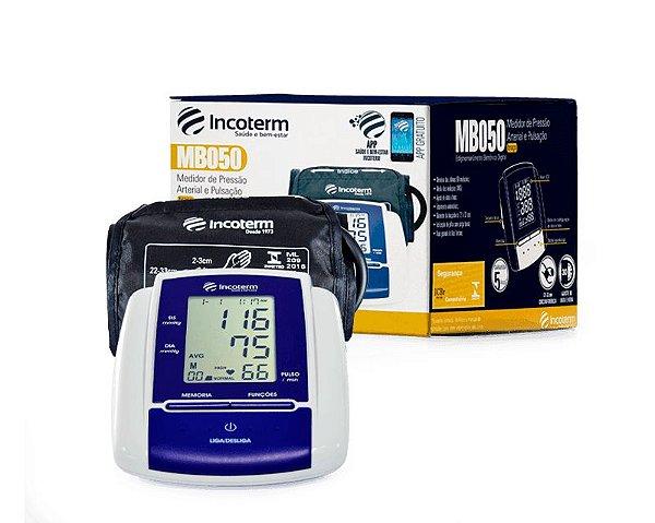 Aparelho De Pressão Digital Automático Mb050 Incoterm