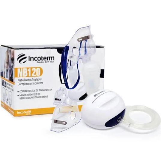 Nebulizador Nb120 Incoterm