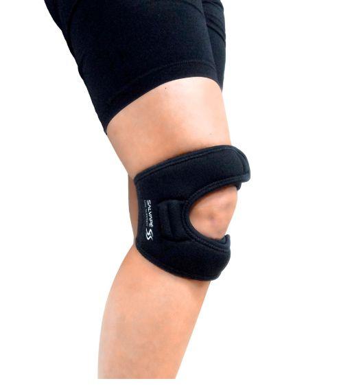 Joelheira Curta Free Knee Ref 538 Lsn Salvape