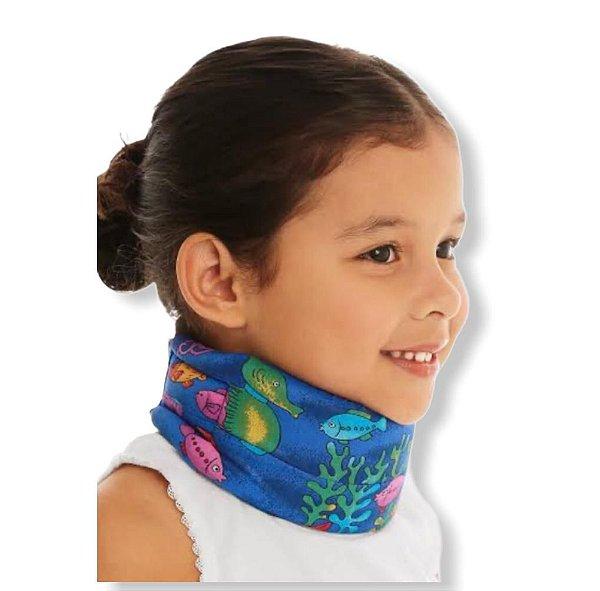 Colar Cervical Espuma Infantil 33-42Cm Ck803 Chantal