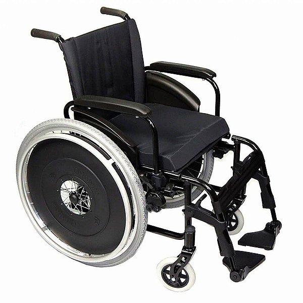 Cadeira De Rodas Avd Em Alumino