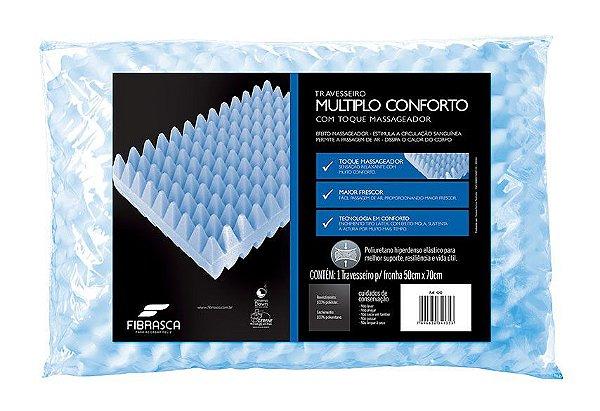 Travesseiro Multiplo 4242 Conforto Fibrasca