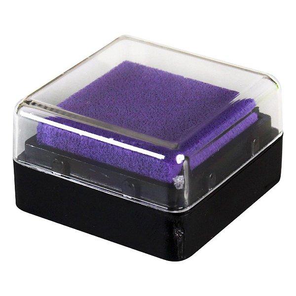 Almofada Para Carimbo Apex Violeta Cobalto 540