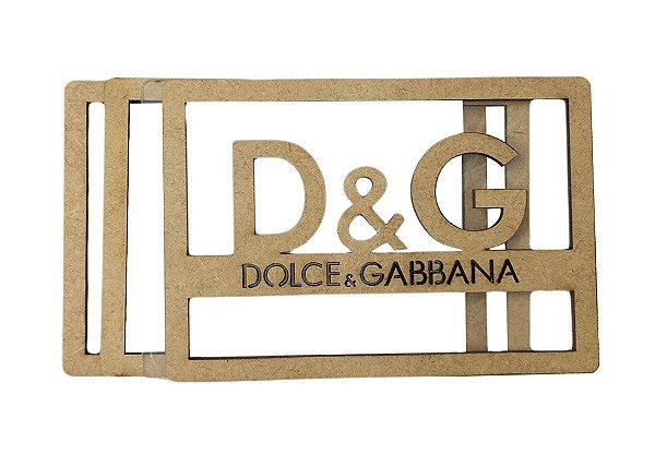 Kit Shaker Box Dolce & Gabbana M - 9,5 cm - SB054M