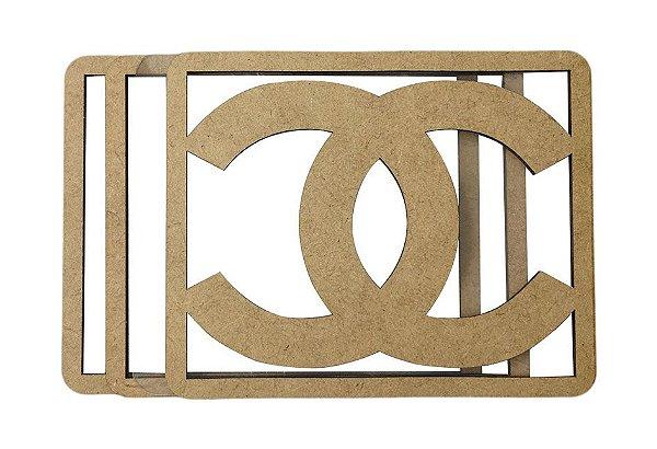 Kit Shaker Box Chanel M - 9,5 cm - SB042M