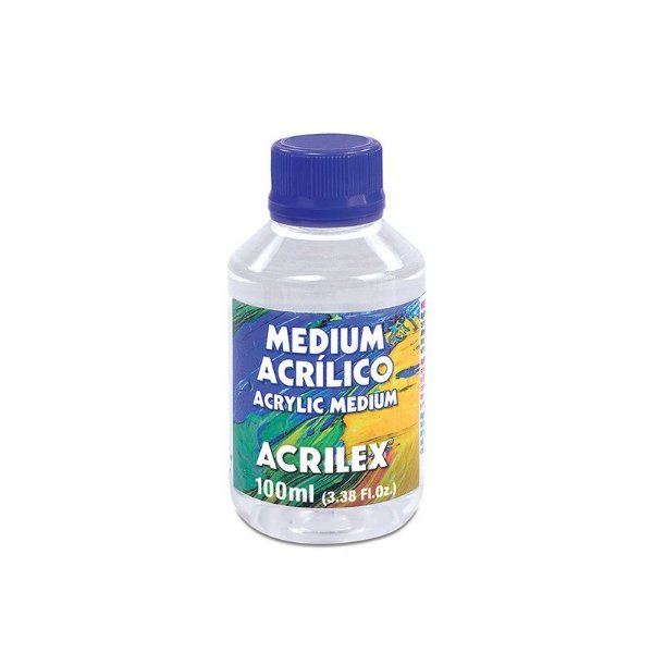 Medium Acrilílico Acrilex 100 ml