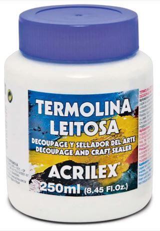 Termolina Leitosa Acrilex 250 ml