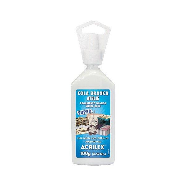 Cola Branca Ateliê Super Acrilex 100g
