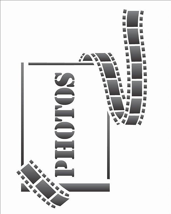 Stencil 20×25 Simples – Photos – OPA 1167