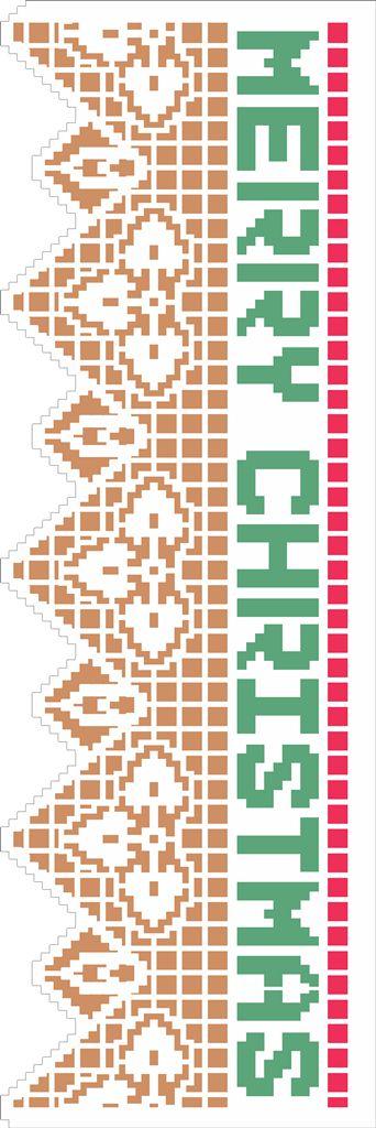 Stencil 10×30 Simples – Renda Merry Christmas – OPA2733