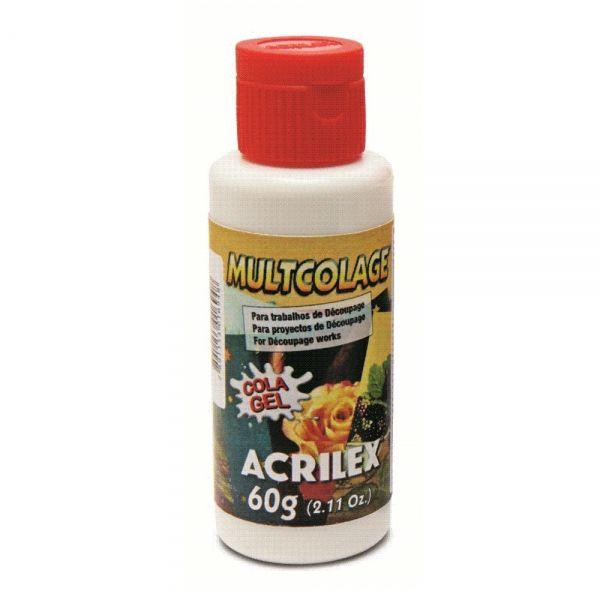 Multcolage Acrilex 60 gr