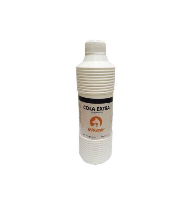 Cola Branca Extra (Adesivo PVA) Ink Way - 1 Kg