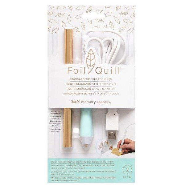 Caneta De Foil Metalizado Traço Livre Foil Quill 661015 We R