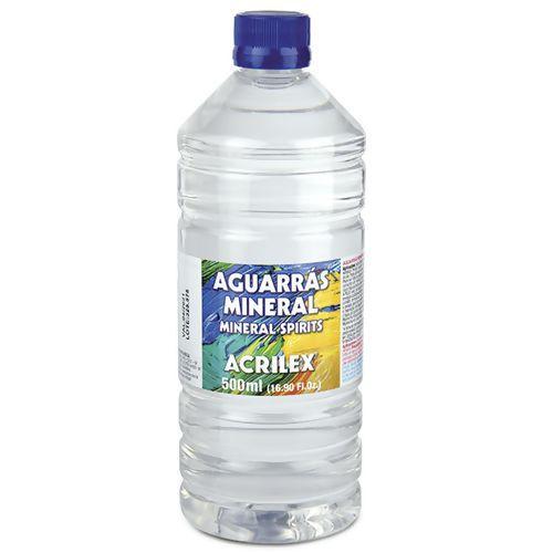 Aguarrás Mineral Acrilex 500 ml