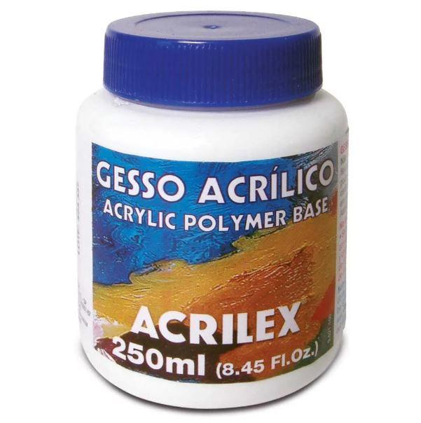 Gesso Acrílico Acrilex 250 ml