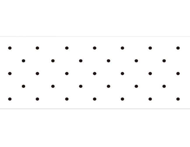 Stencil 10×30 Simples – Circulos Pequeno – OPA 013