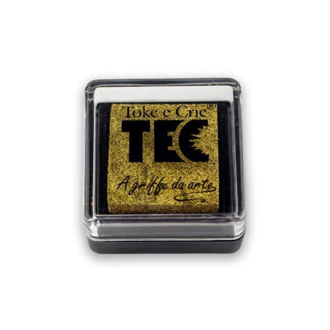 Carimbeira Toke e Crie - 6858 - Dourada - ALC010