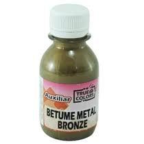 Betume Metal - Bronze - 18254- True Colors - 100 ml