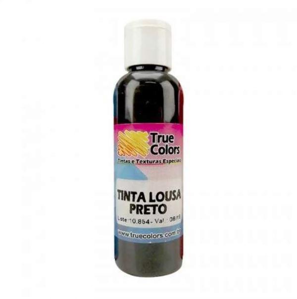 Tinta Lousa Preto - 67501 - True Colors - 60 ml