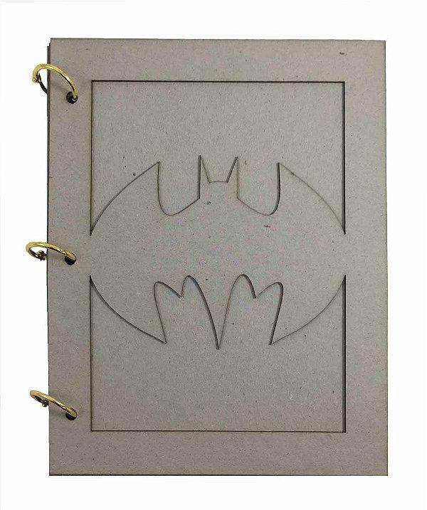 Álbum Holler Cartonagem Batman