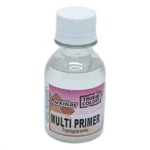 Multi Primer Transparente - 18107 - True Colors 100 ml