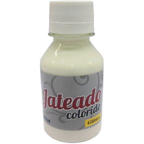 Verniz Jateado Colorido - Incolor - Gliart 100 ml