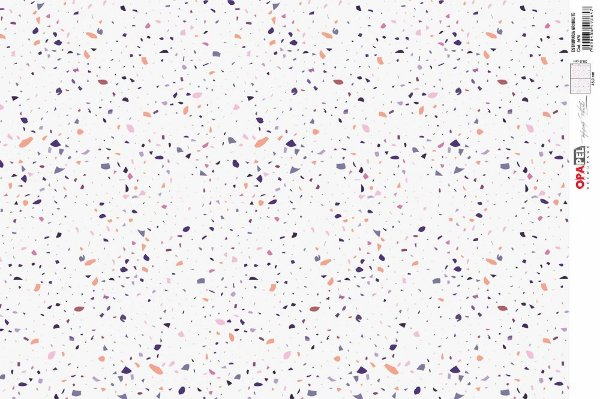 Papel Decoupage OPAPEL 3076 - Estamparia Granilite