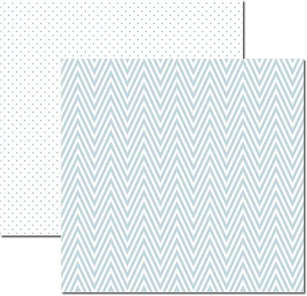 Papel Para Scrapbook Dupla Face 30,5x30,5 cm Arte Fácil - SC-512 - Básico 2