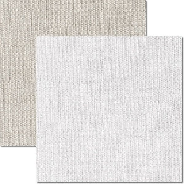 Papel Para Scrapbook Dupla Face 30,5x30,5 cm Arte Fácil - SC-507 - Textura-Linho 2