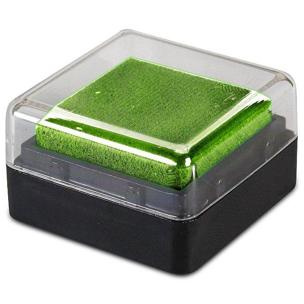 Almofada Para Carimbo Apex Verde Folha 510
