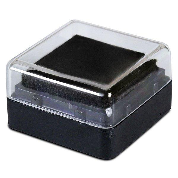 Almofada Para Carimbo Apex Preto 520