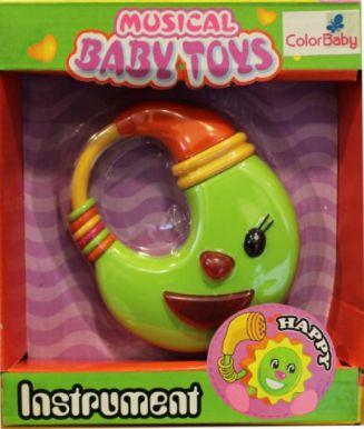 Brinquedos Para Bebês Com Botões Musicais - Lua