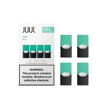 Juul - Mint 3% Pod (4 Pods)