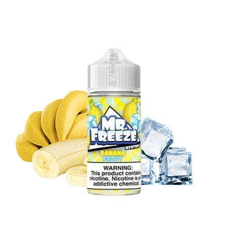 Mr. Freeze - Banana Frost