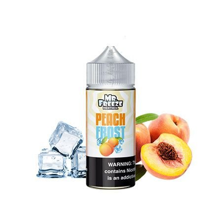 Mr. Freeze - Peach Frost