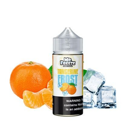 Mr. Freeze - Tangerine Frost