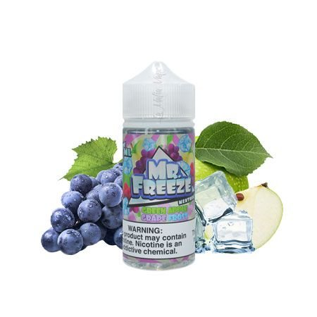 Mr. Freeze - Green Apple Grape Frost