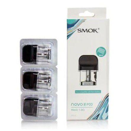 Smok - Coil Novo 2 1.0 Mesh 3Un.