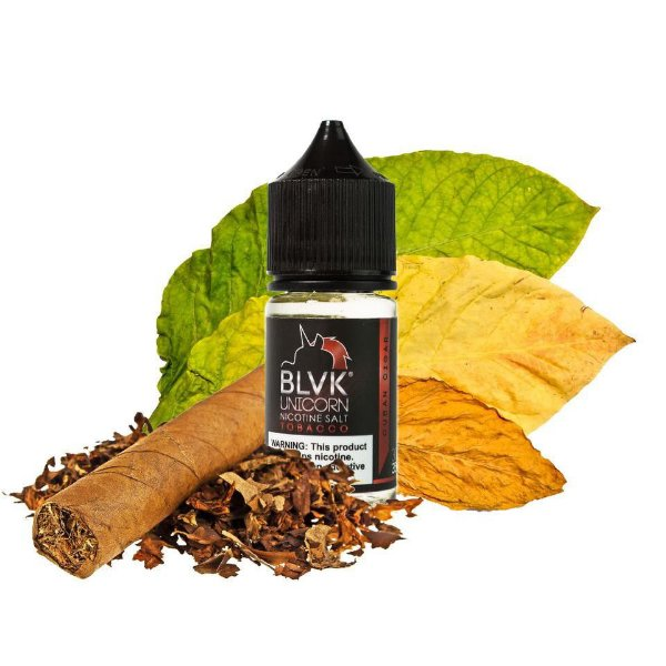 BLVK- Nic Salt Tabaco Cubano
