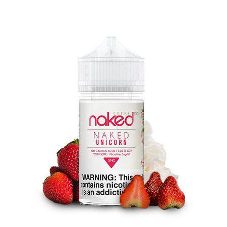 Naked - Naked Unicorn  (Morango e Creme)