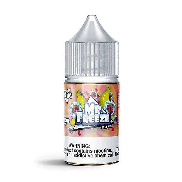 Mr. Freeze - Nic Salt Strawberry Banana Frost