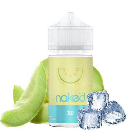 Naked - Basic Ice Honeydew (Melão Ice)