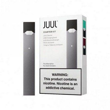 Juul - Starter Kit + 2 Pods