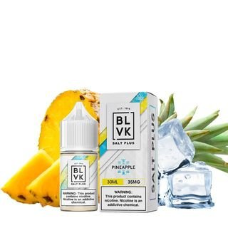 Blvk Salt Plus - Pinneapple Ice