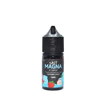 Magna Salt - Cranberry Punch Ice
