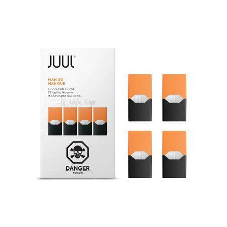 Juul - Mango Pod (4 Pods)