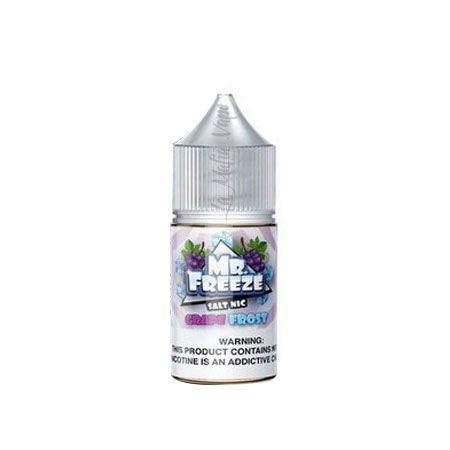 Mr. Freeze - Nic Salt Grape Frost