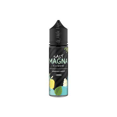 Magna Salt - Ananas Minty (Banana e menta)