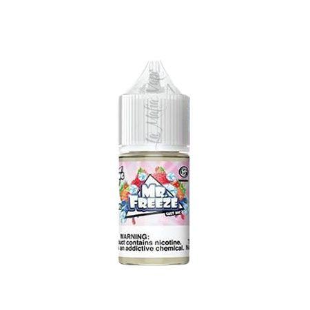 Mr. Freeze - Nic Salt Strawberry Blue Raspberry