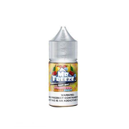 Mr. Freeze - Nic Salt Strawberry Mango Frost